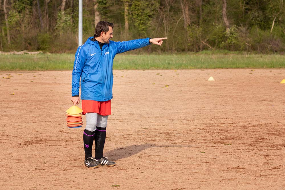 Trainer des SC Tiengen