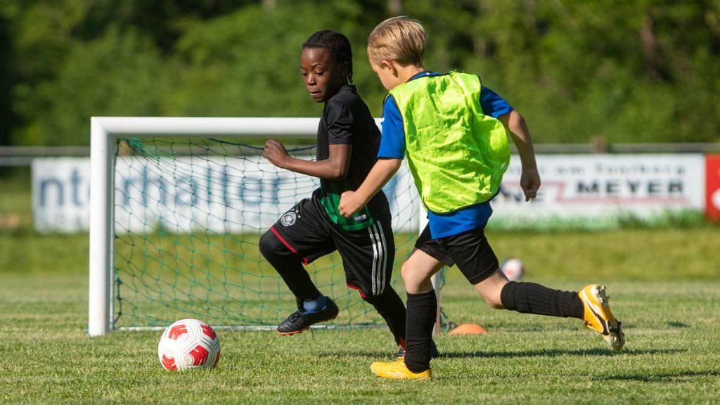 SC Tiengen F-Junioren