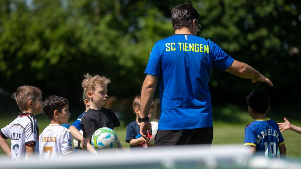 SC Tiengen G-Junioren