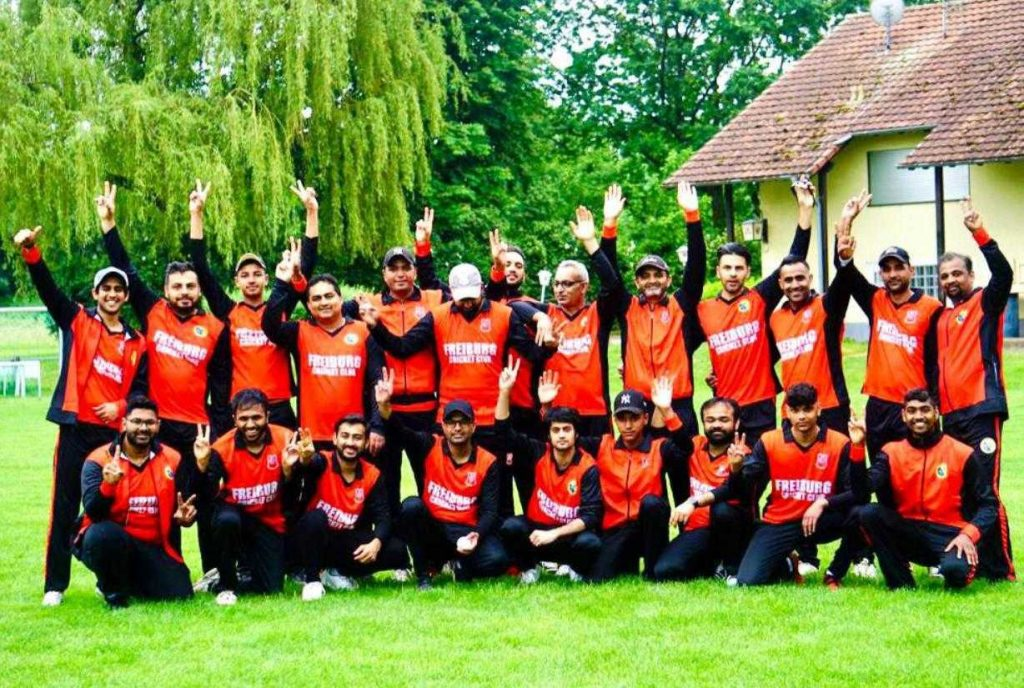 SC Freiburg-Tiengen Cricket-Team