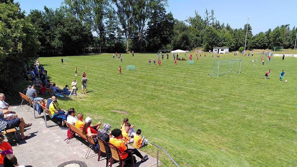 G- und F-Spieletag SC Tiengen